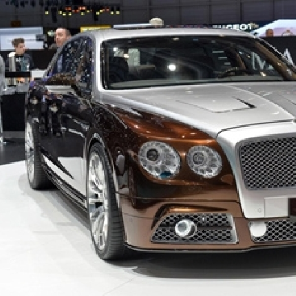 Bentley Flying Spur Milik Mansory Dengan Tenaga 900 hp