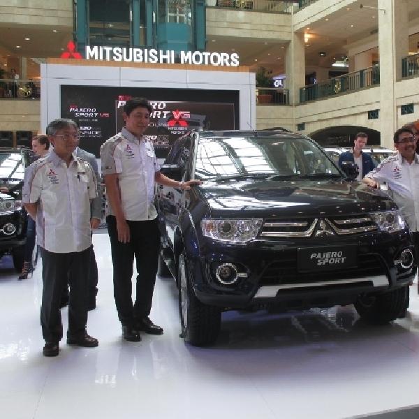 Kembali Menggebrak, KTB Hadirkan The New Mitsubishi Pajero Sport V6