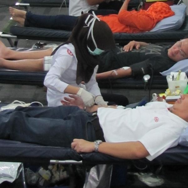 Komunitas KIA Gelar Aksi Donor Darah