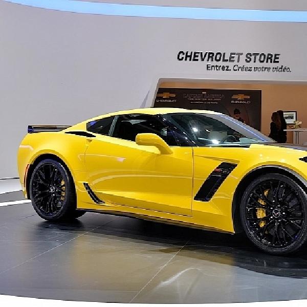 Corvette Z06 2015 Dilelang untuk Misi Kemanusiaan
