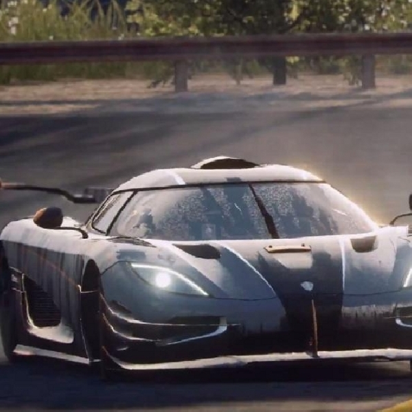 Koenigsegg One:1 Warnai Game Need Ford Speed Rivals
