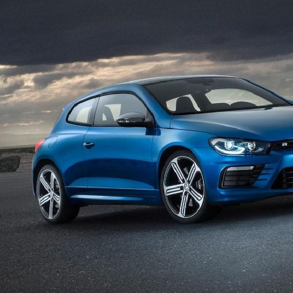 New VW Scirocco Hadir dengan Nuansa Baru