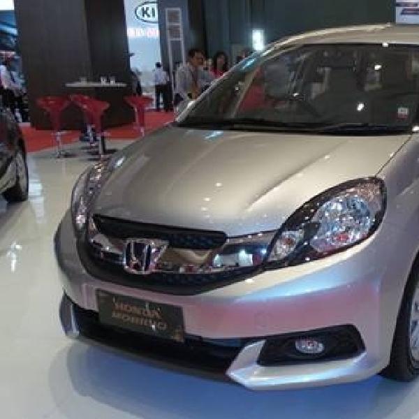 Honda Mobilio Meraih Gelar Favorite Car POM 2014