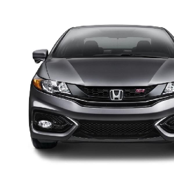 Honda Siap Melepas Varian Honda Civic Si Coupe dan Sedan 2014
