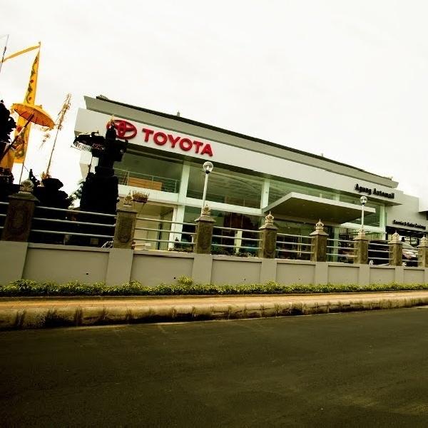 PT. Agung Automall Hadirkan Pusat Suku Cadang Toyota di Bali