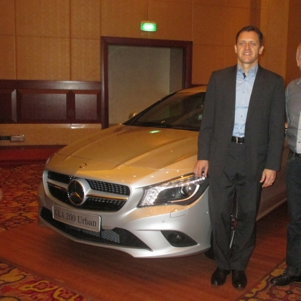 Mercedes-Benz Indonesia Luncurkan New CLA-Class