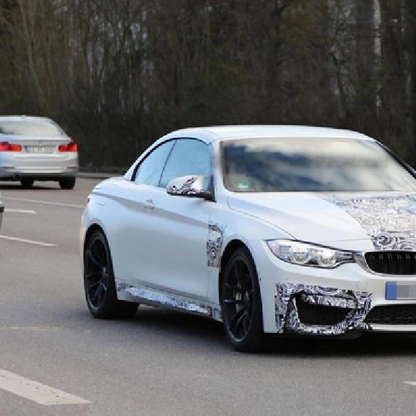 BMW Siapkan M4 Convertible Untuk Debutnya di New York