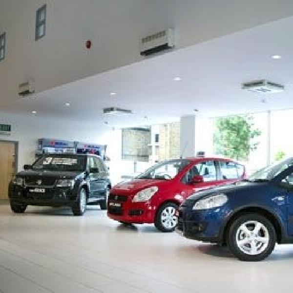 Suzuki Resmikan Dealer 3S di Sulawesi Utara