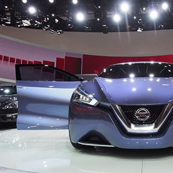 Nissan Siapkan Mobil Konsep Terbaru Untuk Beijing Auto Show 2014