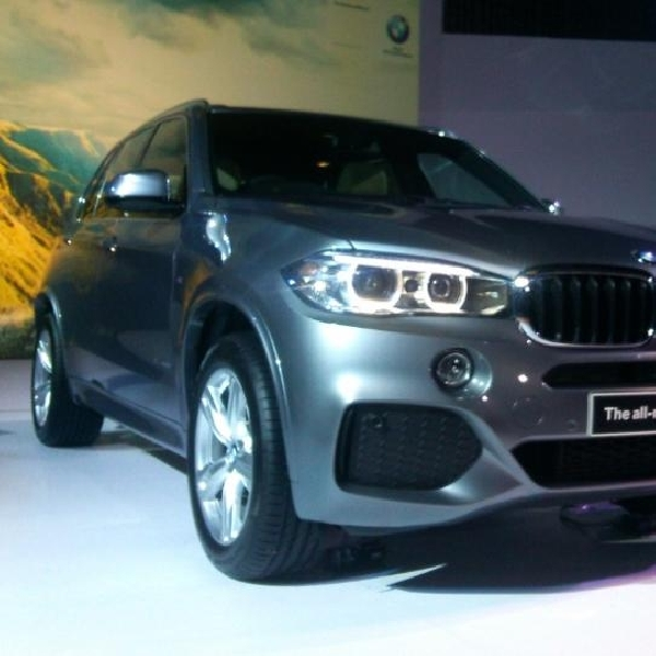 BMW  Group Indonesia Resmi Meluncurkan All New BMW X5