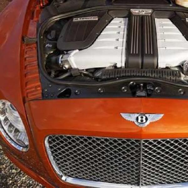 Bentley Pindahkan Produksi Mesin W12 Dari Inggris ke Jerman