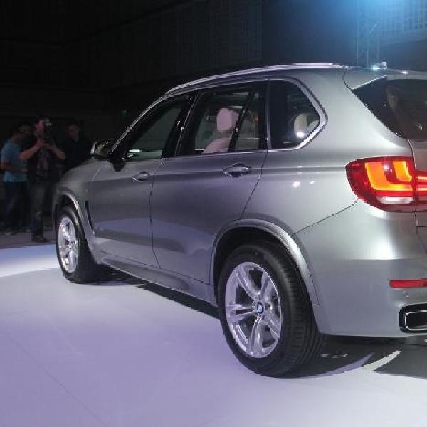 BMW Seri X5 Terbaru Dibanderol Rp 1,348 Milyar
