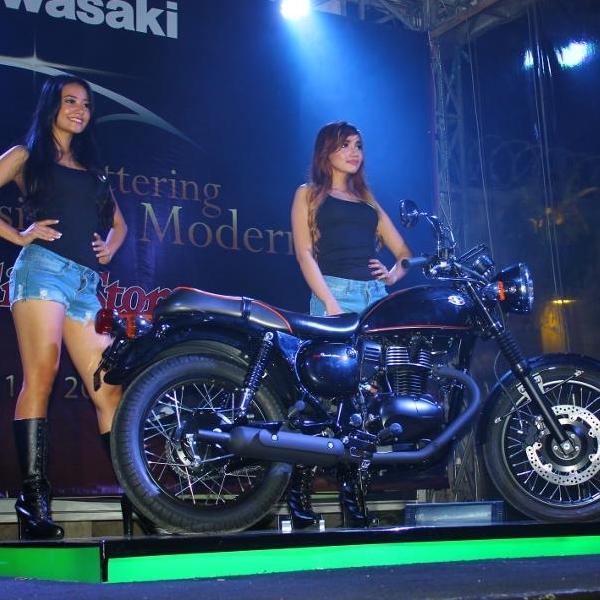 Dua Model Kawasaki Estrella Dibandrol Rp 64,9 Juta dan Rp 66,7 Juta