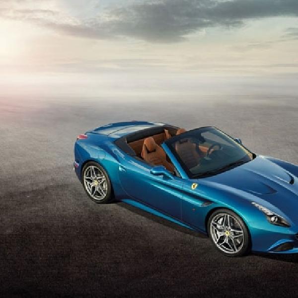 Ferrari Lahirkan California T di Geneva Motor Show 2014