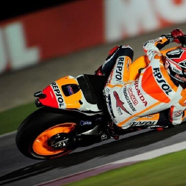 Marquez Kunci Gelar Juara MotoGP Qatar