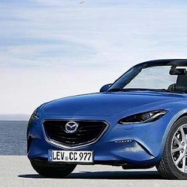 New Mazda MX-5 Siap Rilis Tahun Depan