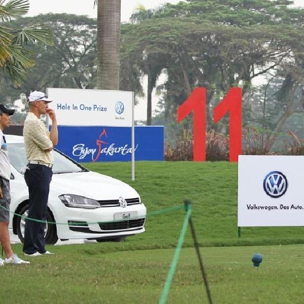 VW Indonesia Dukung Indonesia PGA Championship 2014