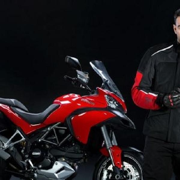 Ducati Rilis Multistrada 1200 Terintegrasi Jaket Airbag