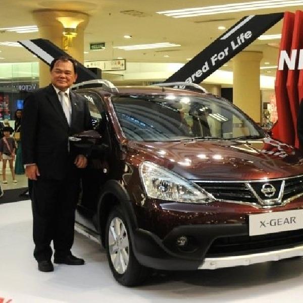 Di Malaysia Nissan X-Gear Facelift Dibanderol Rp 309 juta