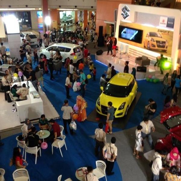Pameran Super Smart, Suzuki Ertiga Paling Dicari Pengunjung