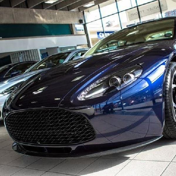 Aston Martin V12 Zagato Dilego