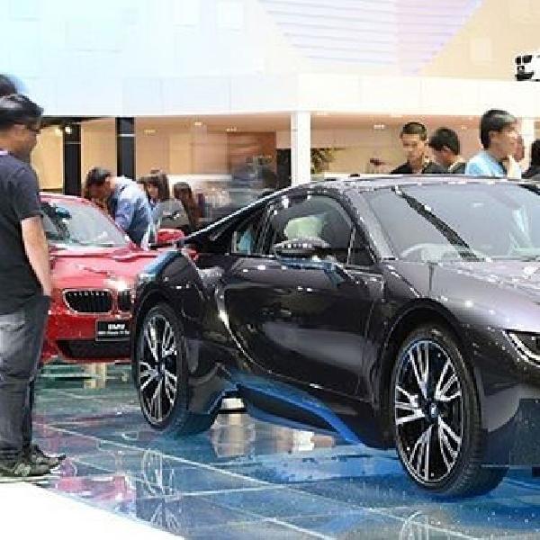 BMW i8 Mulai Menapaki Pasar Thailand