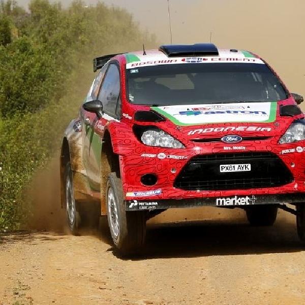 Subhan Aksa Tengah Siapkan Seri Rally Portugal