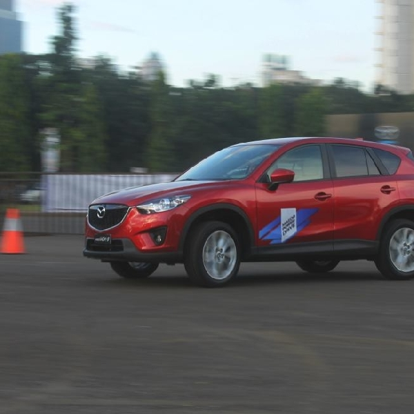Best of The Best SUV Berhasil Disabet Mazda CX-5 2.5L SkyActiv
