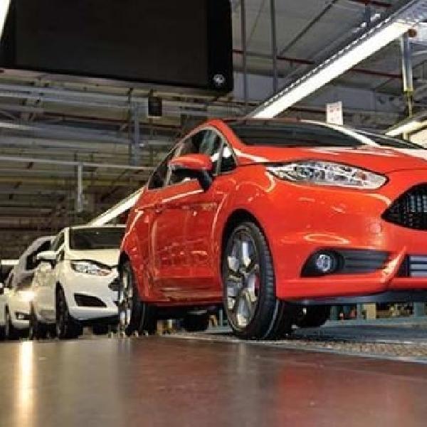 Ford Siap Tingkatkan Kapasitas Produksi Fiesta