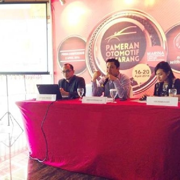 Pameran Otomotif Terbesar di Semarang Siap Dihelat
