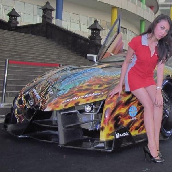 MURI : Mobil Konsep MAX-R Bisa Ditingkatkan ke Rekor Dunia
