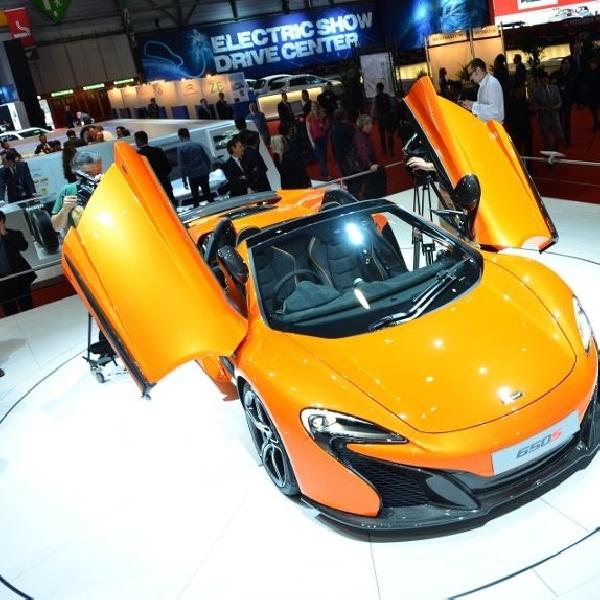 McLaren Rilis Harga Resmi Untuk 650S
