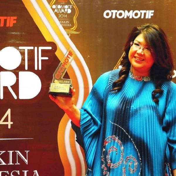 Ford Boyong Enam Penghargaan di Otomotif Award 2014