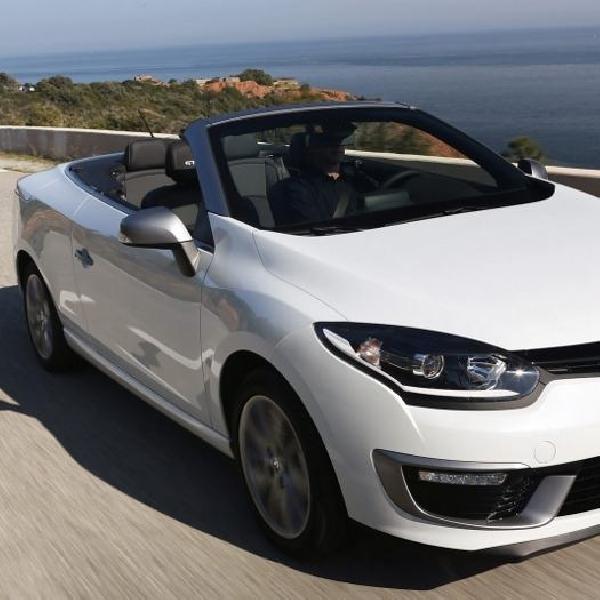 Renault Luncurkan Megane Facelift Cabriolet