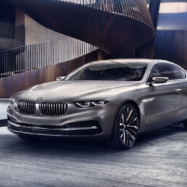 BMW Siapkan Mobil Konsep Seri 9