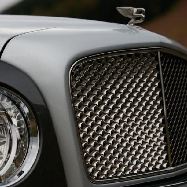 Bentley Kunci Hasil Positif di Kuartal Pertama 2014