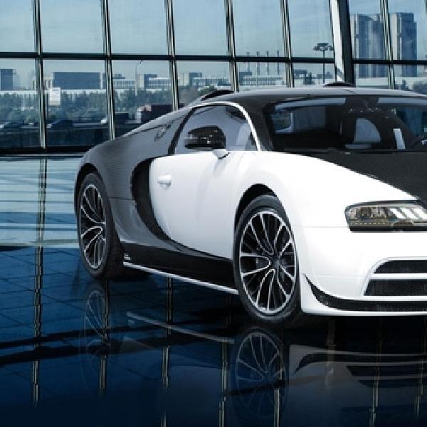 Bugatti Veyron Garapan Mansory Dilego