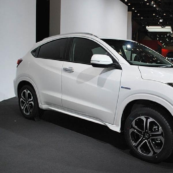 Dipasar Amerika Utara, Honda Vezel Menyandang Nama HR-V