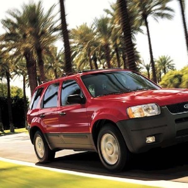 385.750 Unit Ford Escape Ditarik Kembali oleh Prinsipal