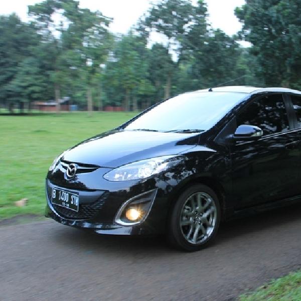 Mazda Tawarkan Paket Upgrade New Mazda2