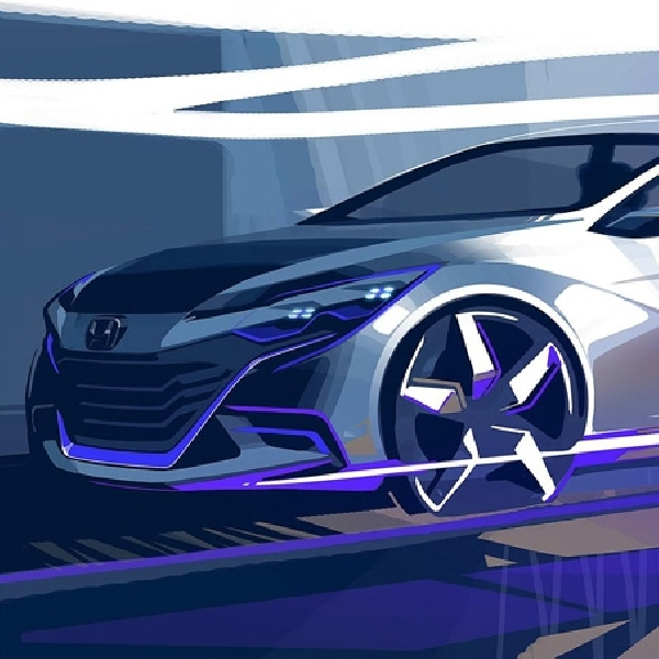 Dua Konsep Honda siap gempur Beijing Motor Show 2014