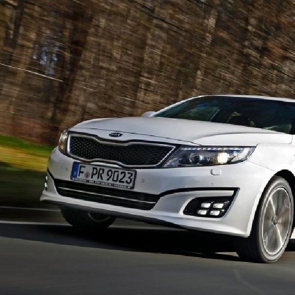 Kia Optima Diesel Kini Merambah Ke Eropa
