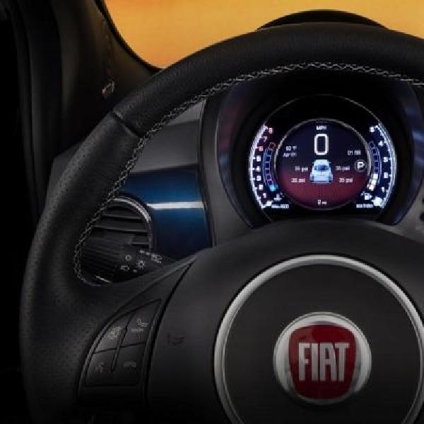 Fiat 500 2015 Bakal Tampil di New York Auto Show