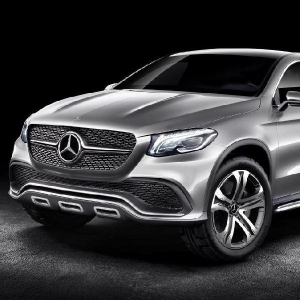 Mercedes Hadirkan Penantang Untuk BMW X6