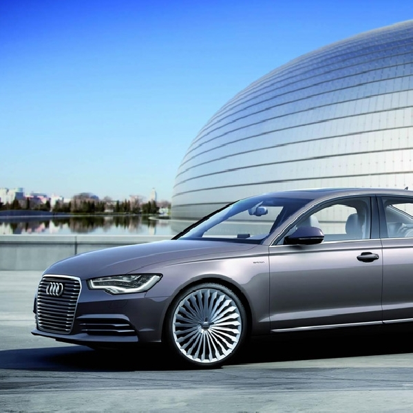 Audi tawarkan model Hybrid A6 e-tron untuk pasar Cina
