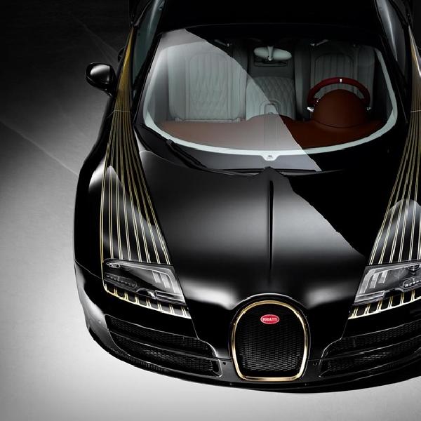 Edisi Khusus Bugatti siap hentak Beijing Motor Show 2014