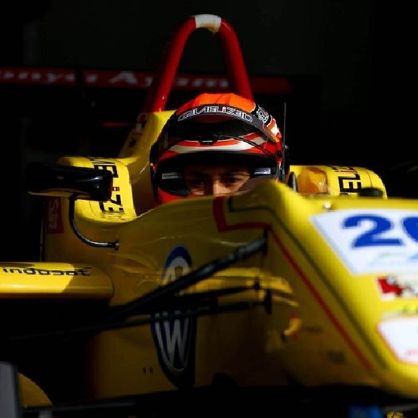 Sean Gelael siap hadapi Seri Pertama Formula 3 Eropa