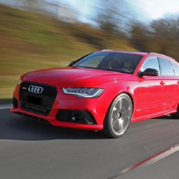 Garapan baru HPerformance untuk Audi RS6