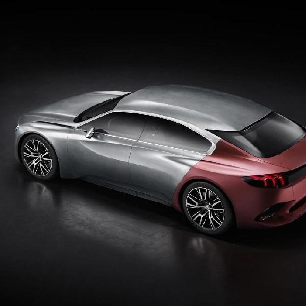 Peugeot mulai buka identitas new Exalt Concept
