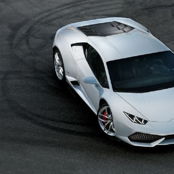 Lamborghini siapkan Debut Huracan untuk Asia